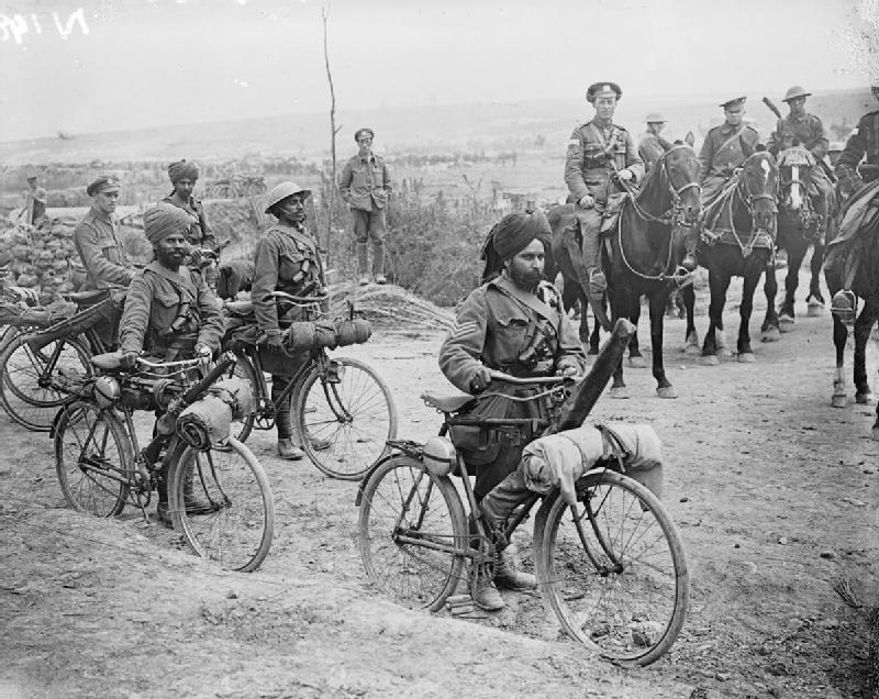 indian_bicycle_troops_somme_1916_iwm_q_3983-htm