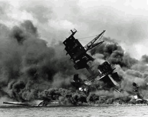 The_USS_Arizona_BB-39_burning_after_the_Japanese_attack_on_Pearl_Harbor_-_NARA_195617_-_Edit_zps48499775_compressed