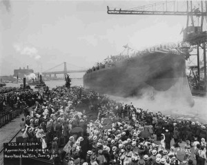 USS_Arizona_being_launched_NARA_19-LC-19A-23_zps44190b5e_compressed